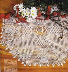 Crochê - Toalhinhas - Elaine Cristini - Álbumes web de Picasa