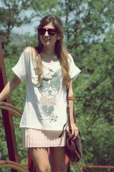 Rebeca bianco rosa