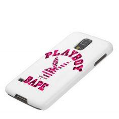 Funda PlayBoy Bape No es necesario retirar la funda del terminal para acceder a todas sus utilidades. Esta Funda Samsung Galaxy Playboy Bape fue especialment...  #playboy #fundaplayboy #case #fundamovil #iphone #galaxy