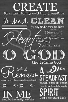 PSALM 51:10- CHALKBOARD ART PRINTABLE-stonegableblog