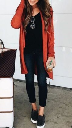 Check out latest Casual Fall Outfits ideas for your perfect fall style inspiration. Fashion Inspo, Autumn winter fashion, Fall winter outfits, How to wear Source by trudymajor winter outfits Legging Outfits, Leggings Fashion, Fashion Week, Look Fashion, Mom Fall Fashion, Fashion Ideas, Womens Fashion, Fall Fashion Outfits, Fashion Edgy