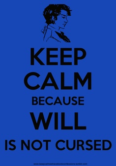The Infernal Devices: Keep Calm #Will