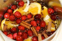 Rogers Family Recipes: Holiday Stove Top Potpourri
