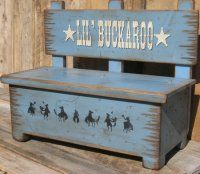 Love this toy box