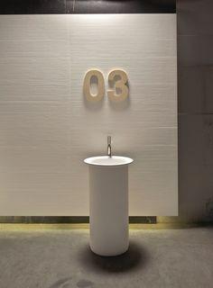 Revestimiento de pared/suelo de gres porcelánico STAGE SALE by MUTINA diseño Rodolfo Dordoni