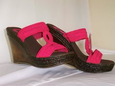 Crochet Shoes Pattern, Shoe Pattern, Make Your Own Shoes, Crochet Sandals, Other Accessories, African Fashion, Dress Shoes, Slippers, Wedges