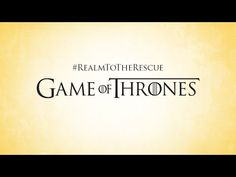 Game of Thrones launches campaign with the International Rescue Committee and offers fans the chance to attend the season 6 premiere | Watchers on the Wall | A Game of Thrones Community for Breaking News, Casting, and Commentary