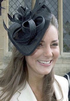 Catherine, Duchess Of Cambridge Queen Kate, Princess Kate, Princess Charlotte, Millinery Hats, Fascinator Hats, Fascinators, Headpieces, Prince William And Catherine, William Kate
