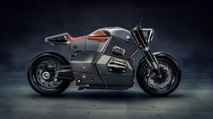 BMW M Bike Concept on Behance