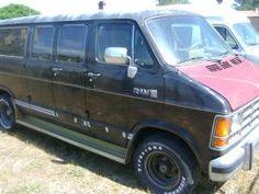 1986 dodge van need to sell asap - $650