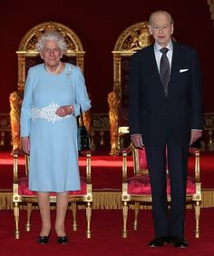 Her Majesty Queen Elizabeth II and Prince Philip | 12 Of The Freakiest Face Swaps You'll Ever See