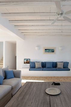 Luxury Summer Decor Ideas For Living Room Living Room Interior, Living Room Decor, Interior Livingroom, Living Area, Sweet Home, New Homes, House Design, Interior Design, Furniture