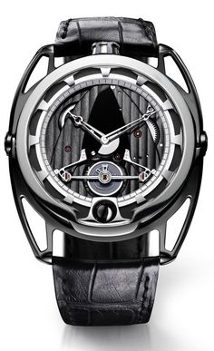 De Bethune DB28 Aiguille d'Or @DestinationMars
