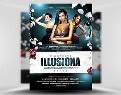Illusiona-PSD-Flyer-Template-1