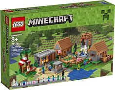 LEGO MINECRAFT The Village (21128) LEGO https://www.amazon.com/dp/B01D9QOGRO/ref=cm_sw_r_pi_dp_7dwFxbR29M7PC