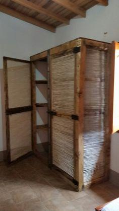 Closet madera y cabuya 2