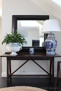 Take a tour of my recently completed project in Sydney's north shore, a beautiful East Coast USA inspired family home, featuring plenty of blue and white.