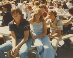 men A young teen growing up in the suburbs during the writes about her feathered hair, rebellion, boredom and chemin-de-fer and Ditto jeans. 1970s Aesthetic, Summer Aesthetic, Aesthetic Vintage, Woodstock, Dittos Jeans, Guess, My Vibe, Vintage Vibes, Vintage Gypsy
