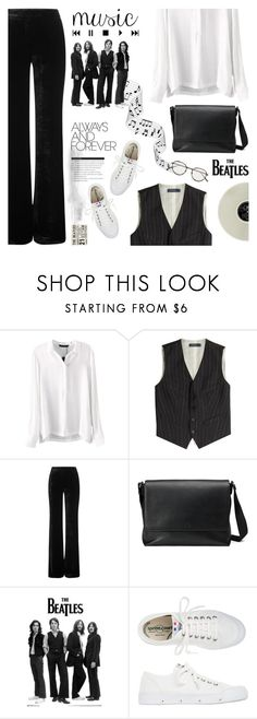 """""""music playlist"""" by jesuisunlapin ❤ liked on Polyvore featuring Polo Ralph Lauren, Emilio Pucci, Gucci, BoConcept, Toast and Bottega Veneta"""