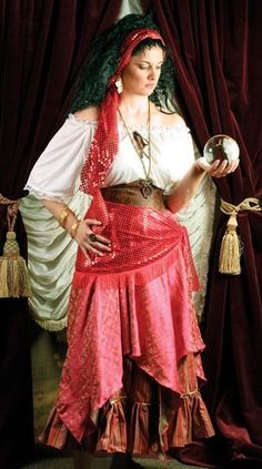 homemade gypsy costumes - Google Search