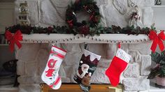 The Stockings were Hung from the Floating Mantel with Care… Stocking Stuffers For Teens, Christmas Stocking Stuffers, Diy Christmas Gifts, Christmas Fun, Christmas Stockings, Christmas Decorations, Holiday Decor, Christmas Facts, Kids Stockings