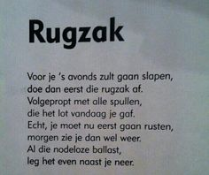 Rugzak