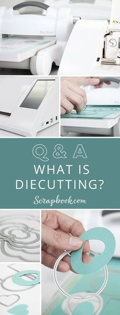 Get answers to the most often asked diecutting questions today. Click for more information.