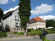 Hotels an der Hauptstraße in Schierke.
