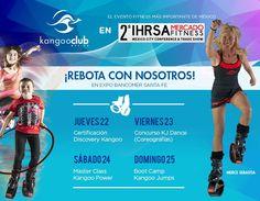 IHRSA Mercado Fitness México 2015