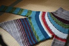 Ravelry: Enchanted Mesa pattern by Stephen West