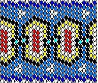 Making Patterns in Peyote or Gourd Stich Beadwork | PowWows.com