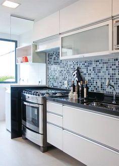 Divisão cozinha/lavanderia