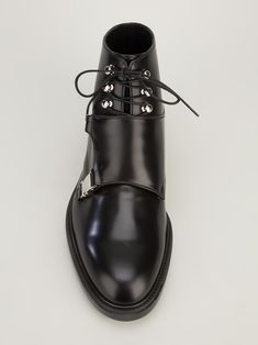 Dior Homme Lace-up Shoe.