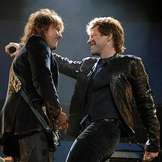 best buds jon bonjovi and richie sambora