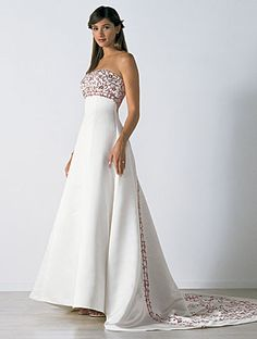 I already have this dress in black and white.