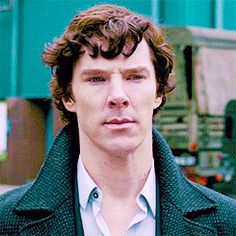 gif set of moments when john makes sherlock smile just by being himself :)