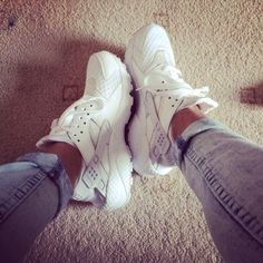 Nike Huarache. Want it.