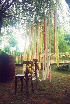Una #ceremonia de #boda a partir de una #decoracion con #limones