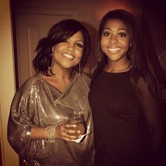 Wow..Cece Winans with her daughter Ashley