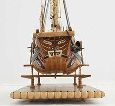 Photos ship model Chinese river junk of 19th century, details Junk Ship, Flying Ship, Model Ships, Model Photos, Art Sketches, 19th Century, Chinese, River, Boats