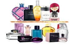 Rio Sul: Nossos perfumes