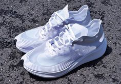 Nike Zoom Fly SP Triple White