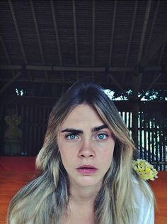 Cara Delevingne in Bali, Indonesia - Cara Delevingne Photoshoot, Cara Delevigne, Burberry, Pretty Woman, Supermodels, Eyebrows, People, Celebs, Actresses