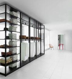 Closet by Porro Milan