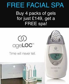 BLACK FRIDAY OFFER!! Buy 4 packs of facial Gels & get a Galvanic Spa System FREE!! Do not miss this deal!! Send me a message to order yours! #facial #galvanic #facialgalvanic #spa #spasystem #skincare #beauty #antiageing #botox #facelift #blackfriday #deal #offer #christmas #gift