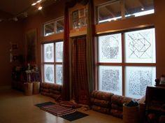 yoga studio heaven...