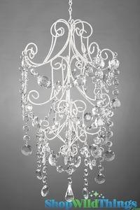 Diy Chandelier Kit: Ornament Display, Custom Chandelier, Custom Frame for Chandeliers, DIY  Chandelier Kit,Lighting