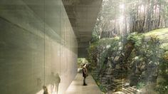 Lascaux IV: International Cave Painting Center Competition Entry / Mateo Arquitectura