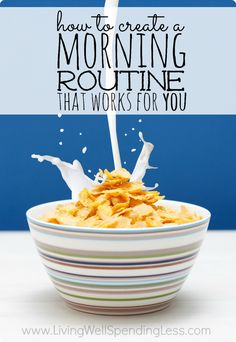 Do you ever wish you could run your mornings on autopilot?  While your mornings may never run themselves, it is possible to have them run much smoother.  If you ever struggle with getting your family out the door, you will not want to miss these 6 simple steps (plus 2 free printable worksheets!) for creating a morning routine that truly works.