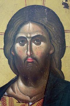 View album on Yandex. Byzantine Icons, Byzantine Art, Christ Pantocrator, Greek Icons, Russian Icons, Holy Quotes, Hagia Sophia, Religious Icons, Art Icon